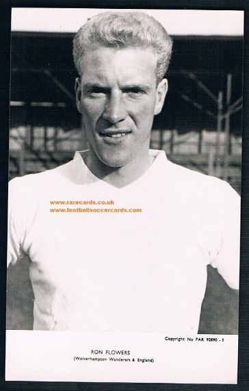 1962 Ron Flowers CBCC Wolves 92890
